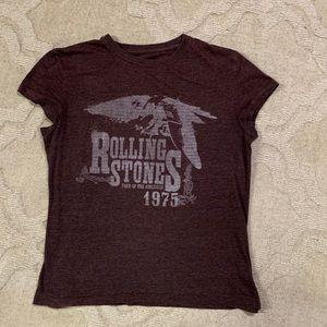 Tops - Vintage -Rolling Stones vintage style tee